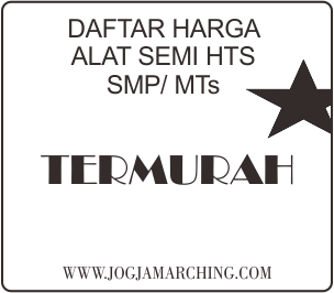 harga semi marchingband SMP