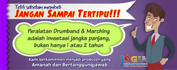 jual drumband SMA SMP SD TK