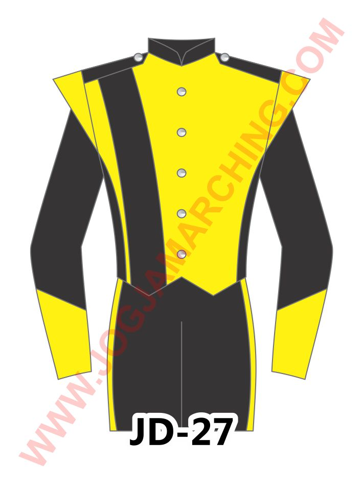 baju marching band 27