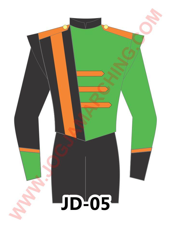 kostum drumband 05