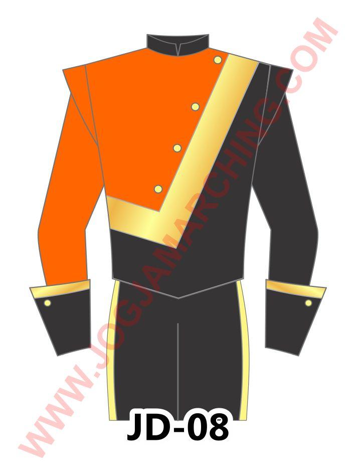kostum drumband 08