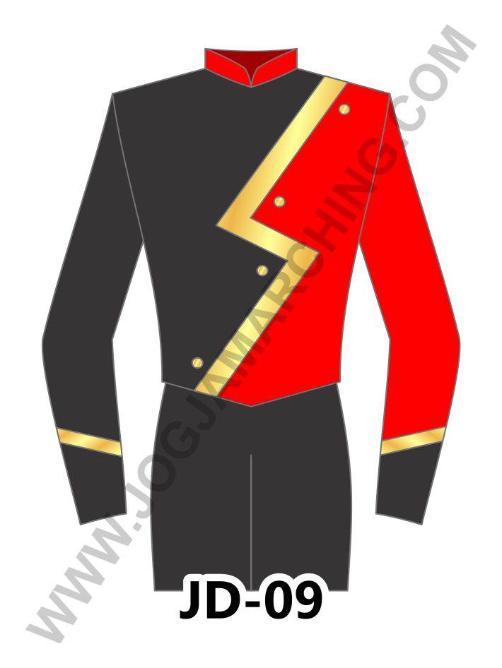 kostum drumband 09