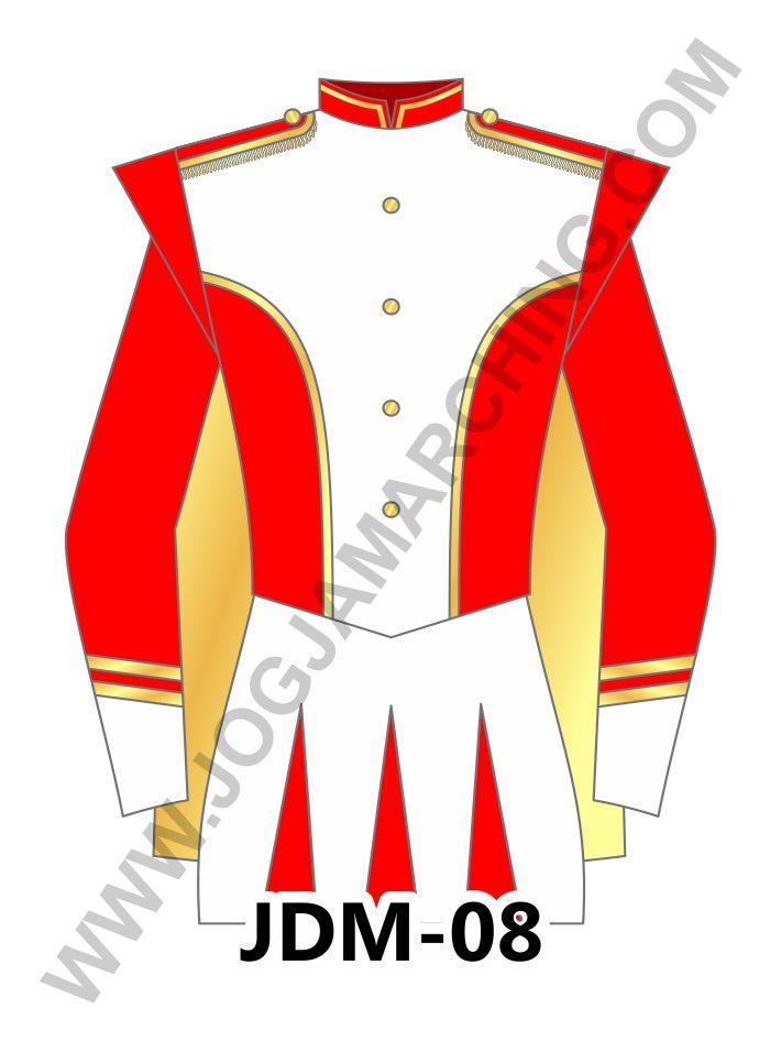kostum mayoret M08