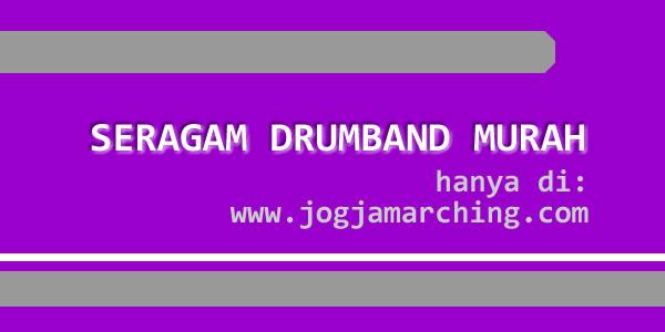 seragam drumband murah