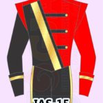 Baju Marching Band 15