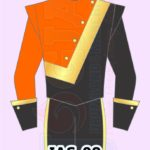 Baju Marching Band 8