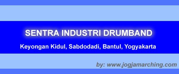 sentra industri drumband