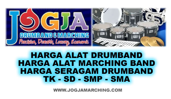harga drumband marching band