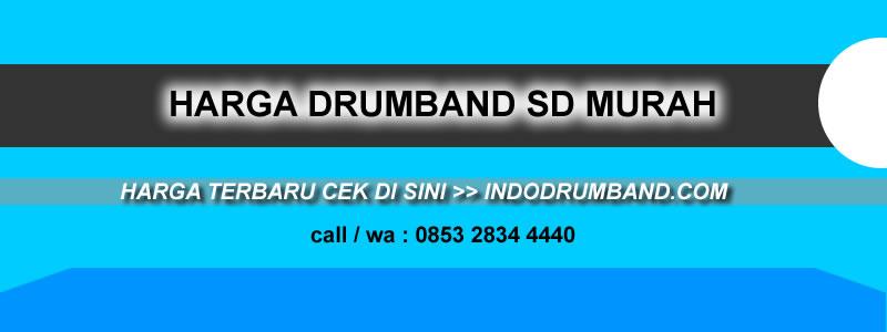 harga drumband sd murah